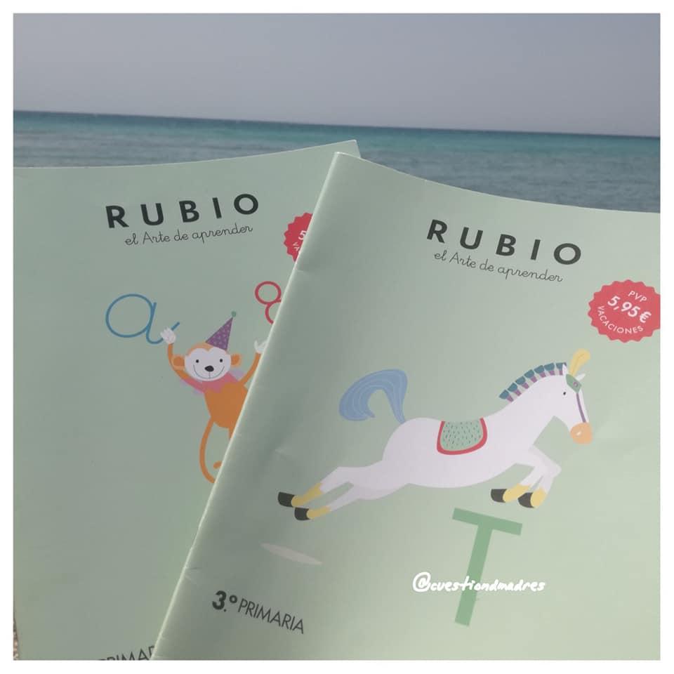 actividades divertidas de repaso: los cuadernos de vacaciones