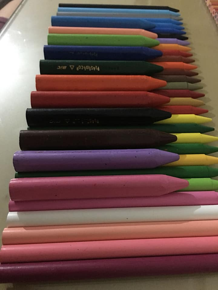 vuelta al cole con BIC® y sus ceras de colores para todas las edades