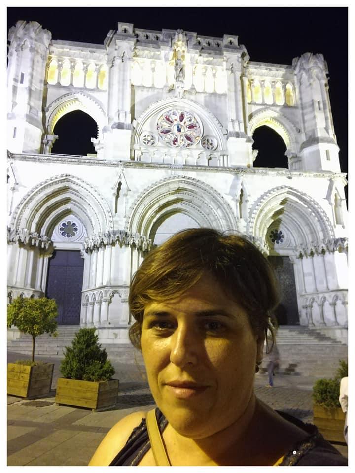 Preciosa la Catedral de Cuenca aunque no esté terminada.