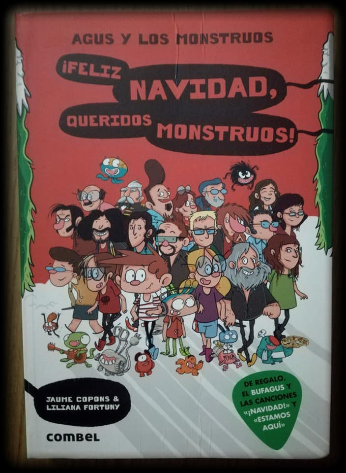Cinco cuentos sobre la Navidad, feliz Navidad, queridos monstruos