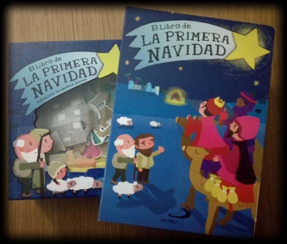 Cinco cuentos sobre la Navidad, El libro de la primera Navidad