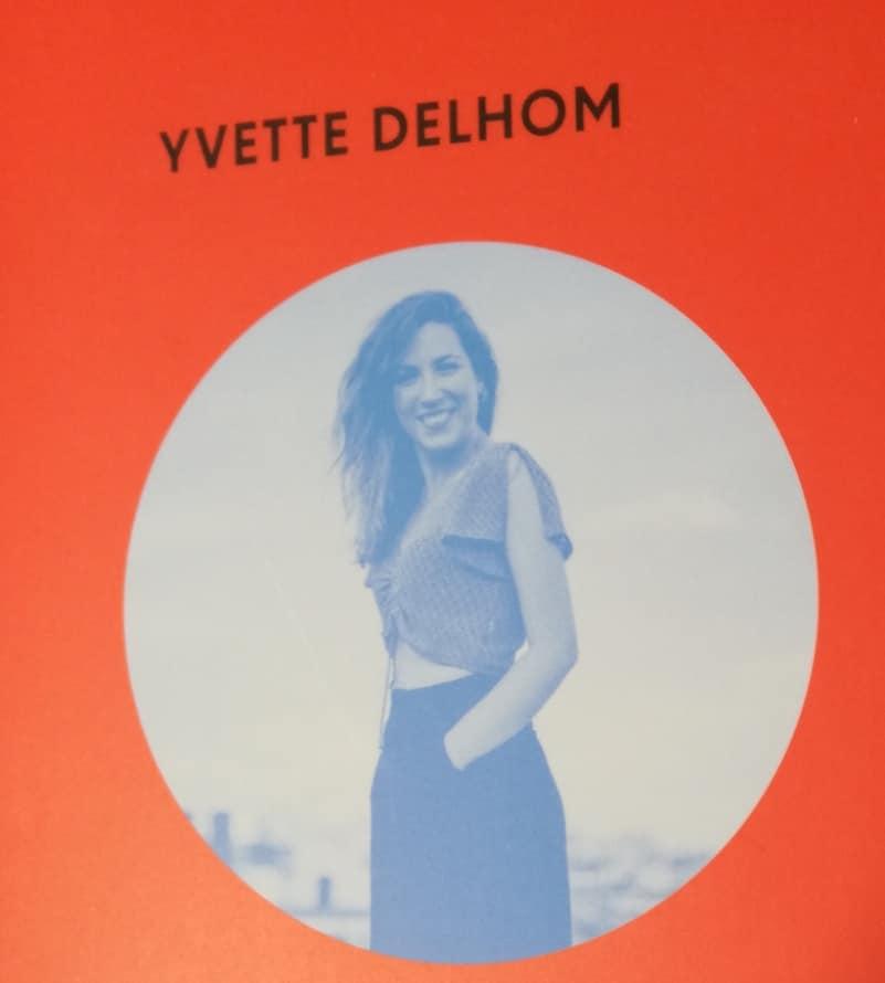 Yvette Delhom autora del libro Los Semifusos
