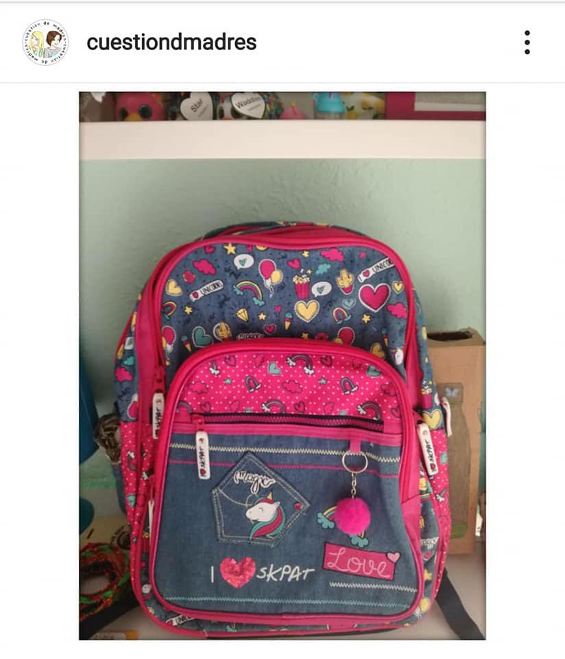 En nuestros básicos para el curso escolar no puede faltar la mochila.