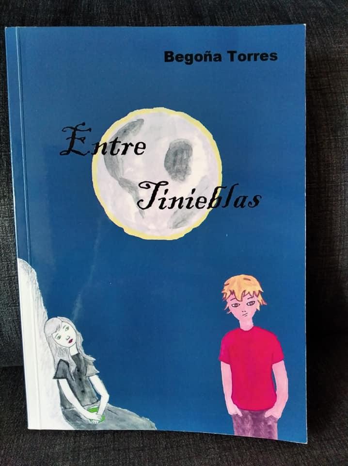 Portada del libro Entre tinieblas