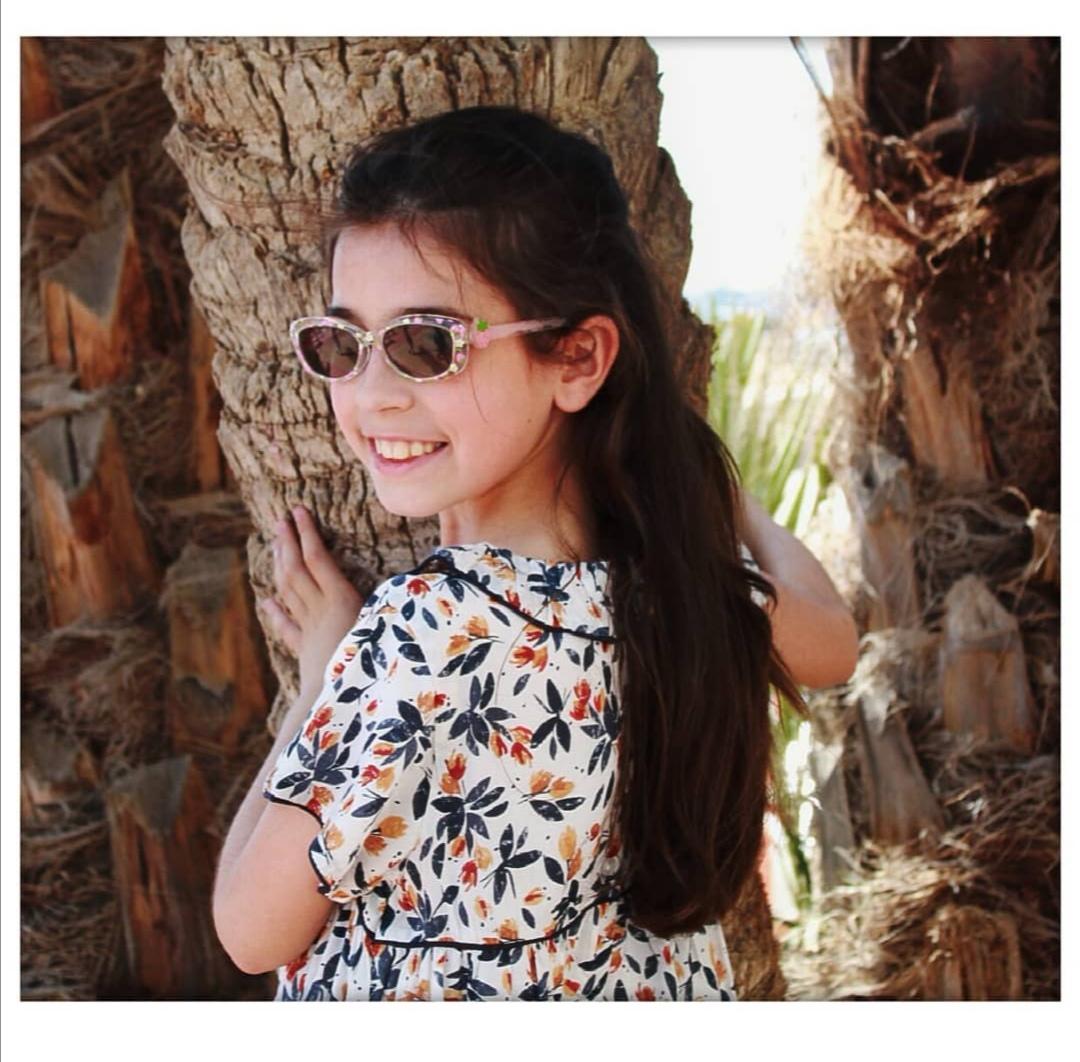 Los menores deben hacer uso de gafas de sol desde bien pequeños y siempre de óptica con todos los filtros necesarios