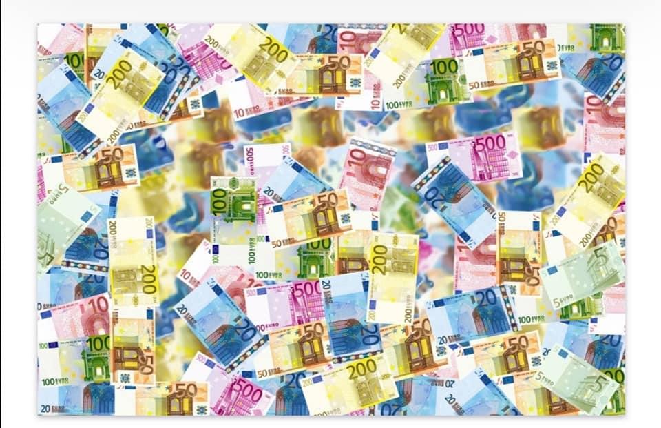 Optar por llevar dinero en efectivo para ver lo que gastamos