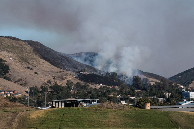 Cal Poly Fire