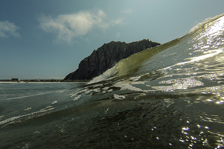 A View from the Sea