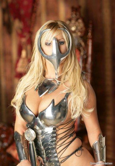 Shyla Stylez Armor 4