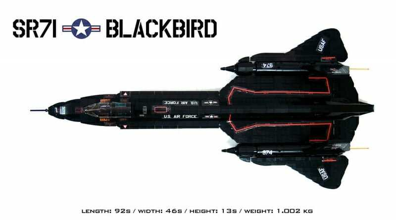 Black Bird LEGO