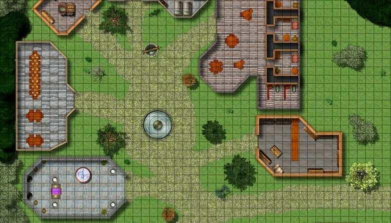 Mapas de Rol