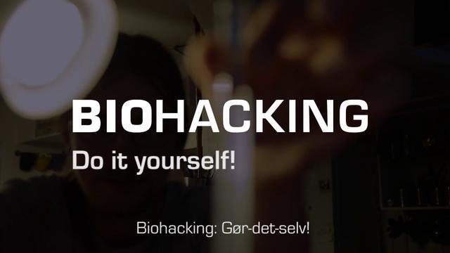 Biohacking Hazlo tú mismo
