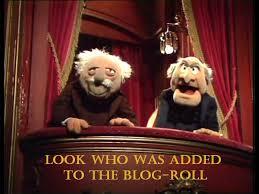 ¡Mira a quien agregaron al BlogRoll!