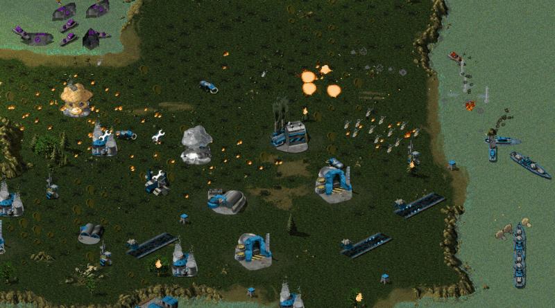 Command & Conquer DTA