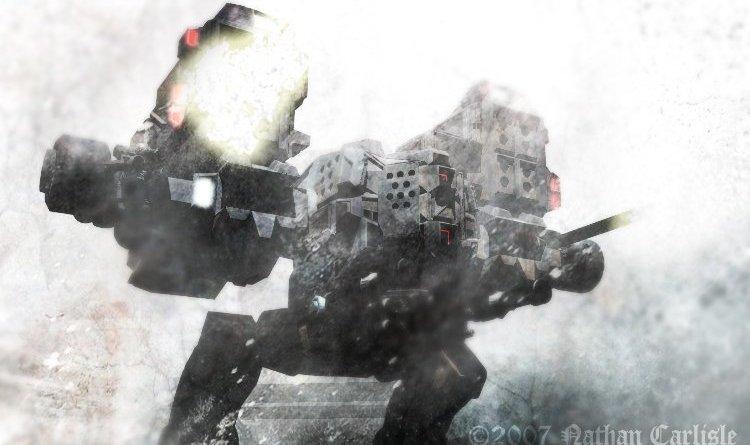 Storm King por ShamanX