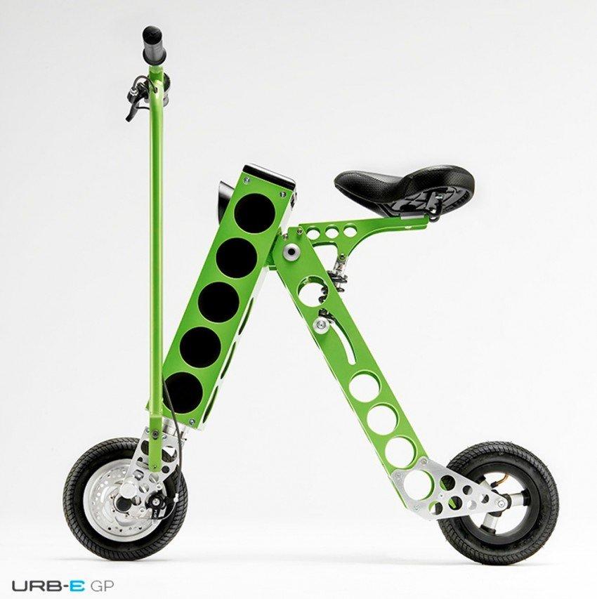URB-E verde