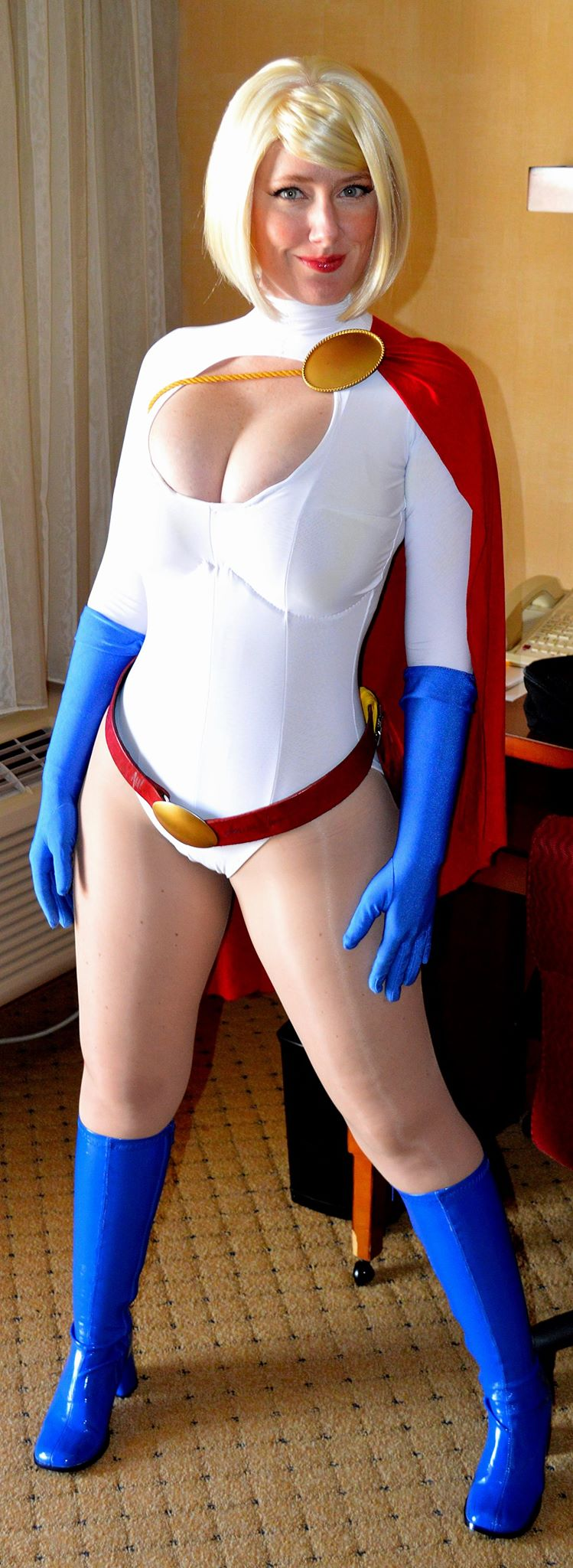 Vegas PG Power Girl 2