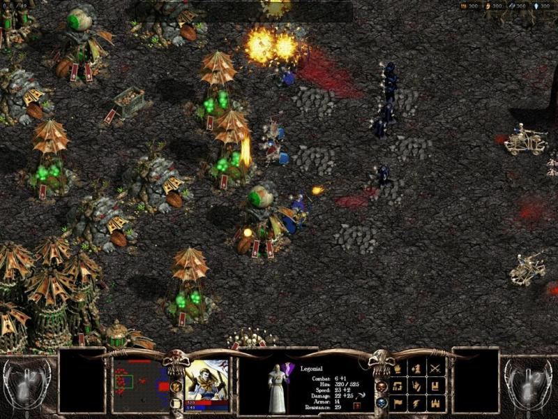 Warlords Battlecry Screen 2