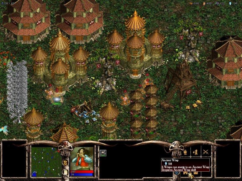 Warlords Battlecry Screen 3