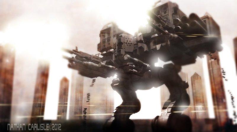 Titan Executioner por ShamanX