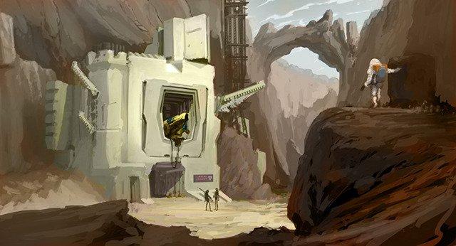 Proven Lands scape