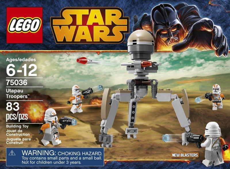 LEGO Star Wars Utapau Troopers