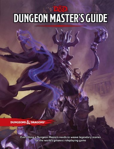 Dungeons & Dragons Dungeon Master Guide