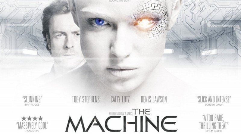 The Machine Película