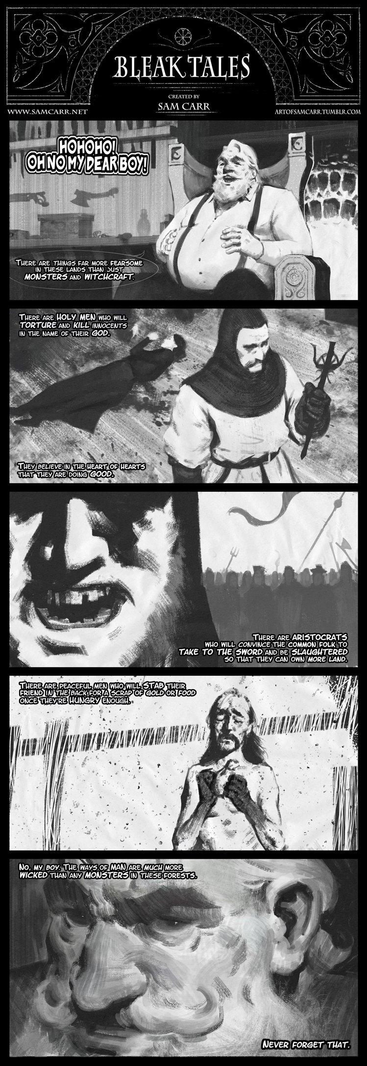 Bleak Tales Complete