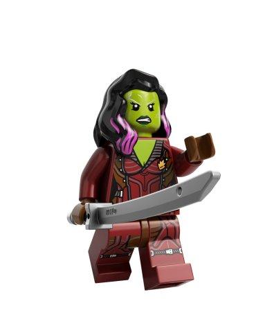 Gamora LEGO Minifig