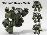 Orthos Heavy Mech