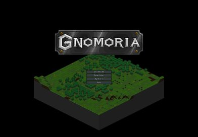 Gnomoria, el Dwarf Fortress de la gente normal, o mas o menos normal