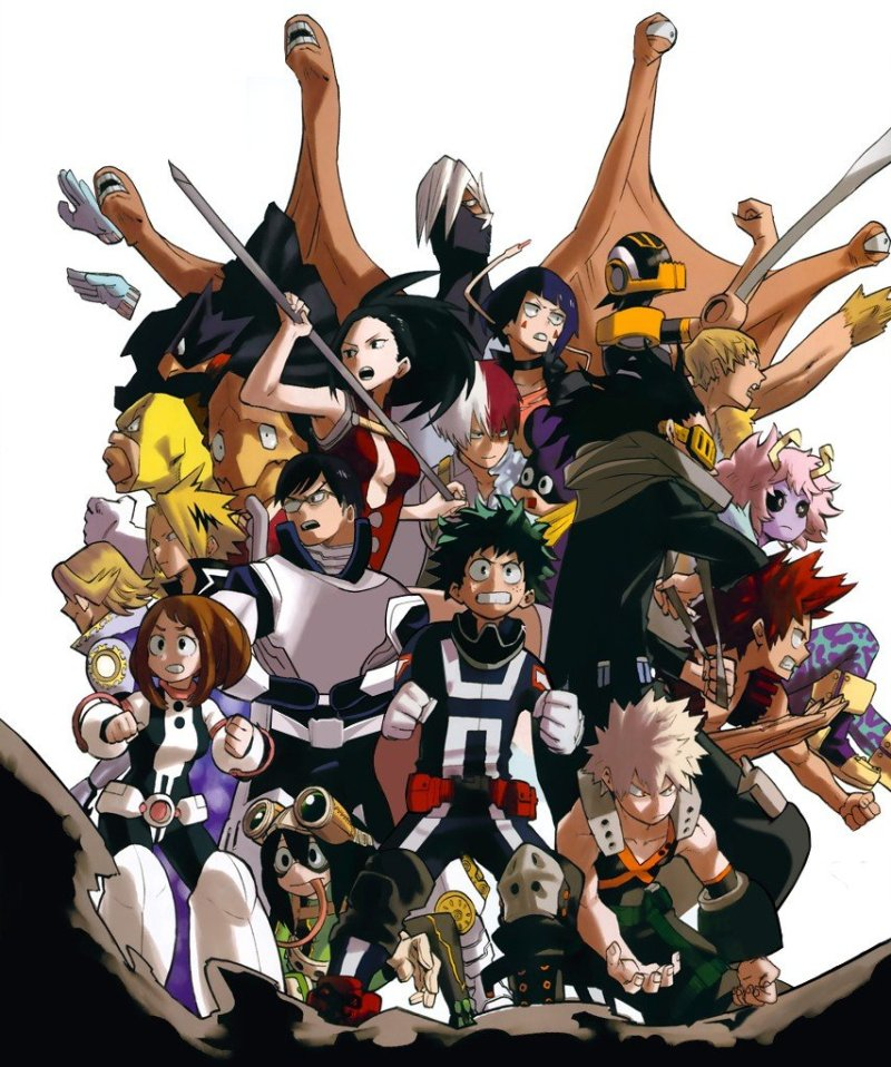 My Superhero Academia