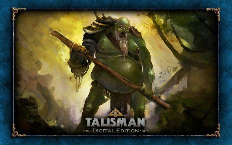 Talisman Ogre