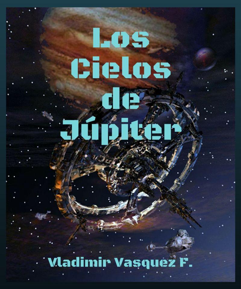 Los Cielos de Júpiter Portada