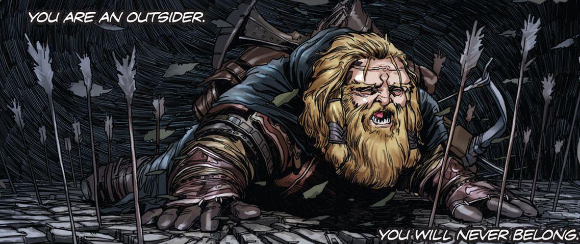 Pathfinder Dwarf