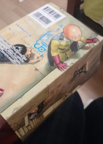 One Punch Man Cover 1
