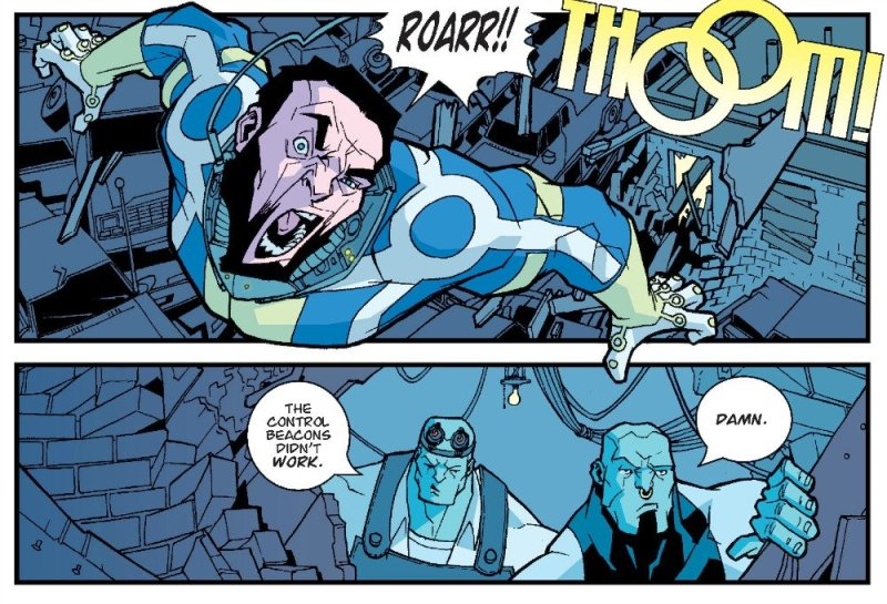 Invincible 009 Los Mauler reviven al Inmortal