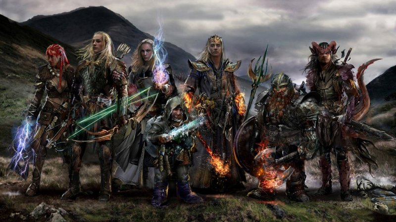 Dungeons-and-Dragons-characters