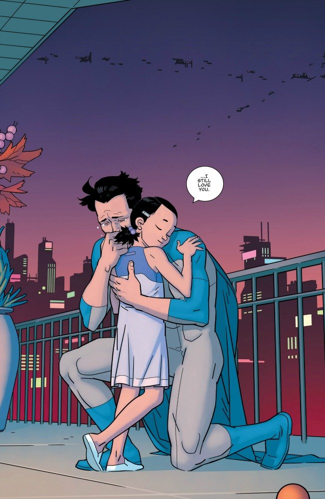 Invincible 127 reencuentro