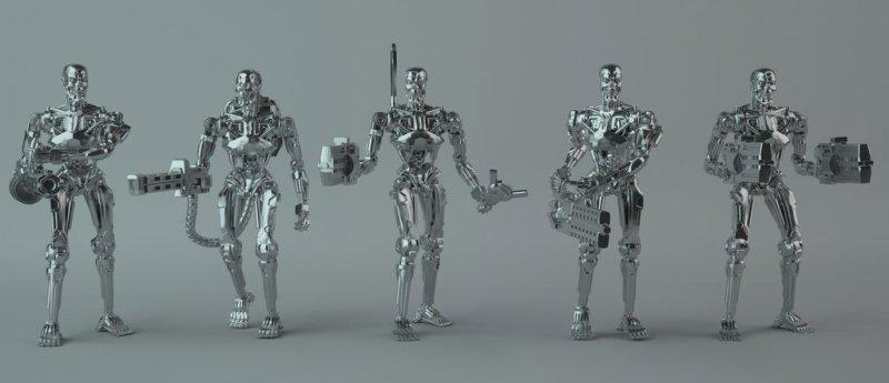 Terminator Miniatures