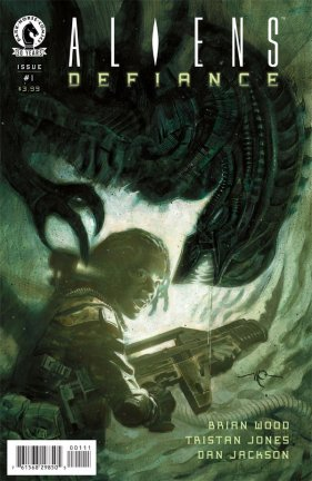 Aliens Defiance Dark Horse