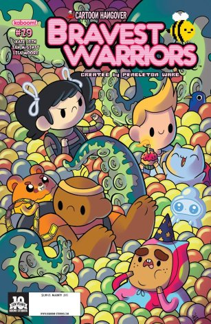 Boom Studios Bravest Warriors