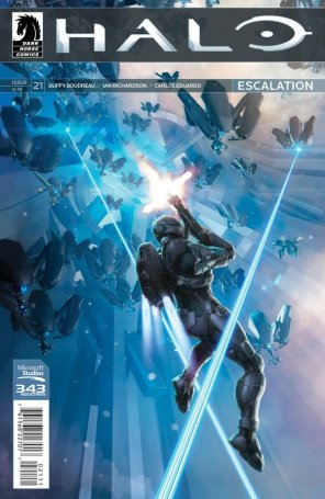 Halo Escalation Dark Horse