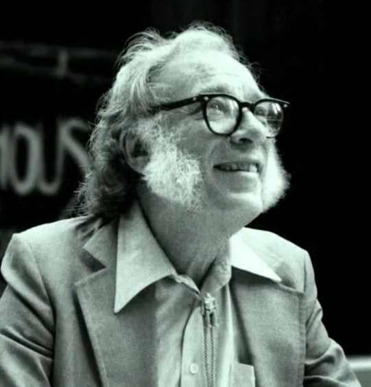 Isaac Asimov 6