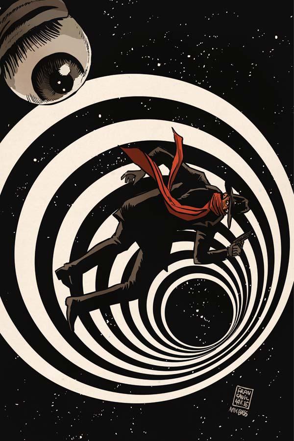 The Shadow Twilight Zone