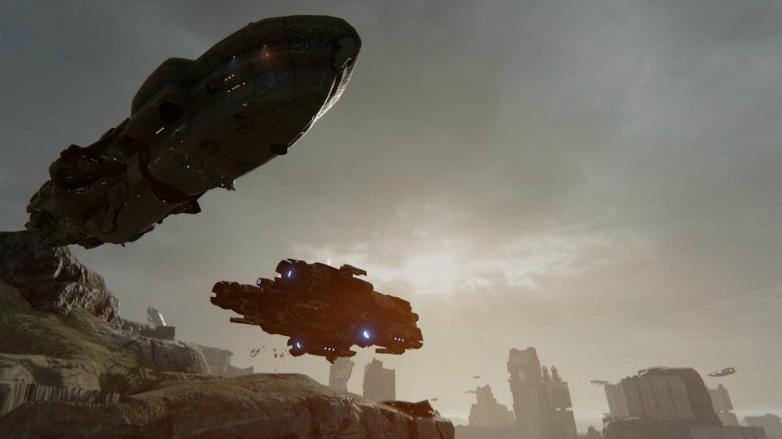dreadnought_corvette screen