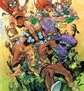 Scooby Jim Lee
