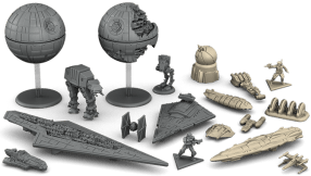 Star Wars Rebellion Miniaturas