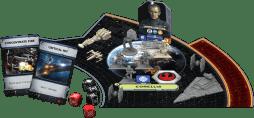 Star Wars Rebellion componentes